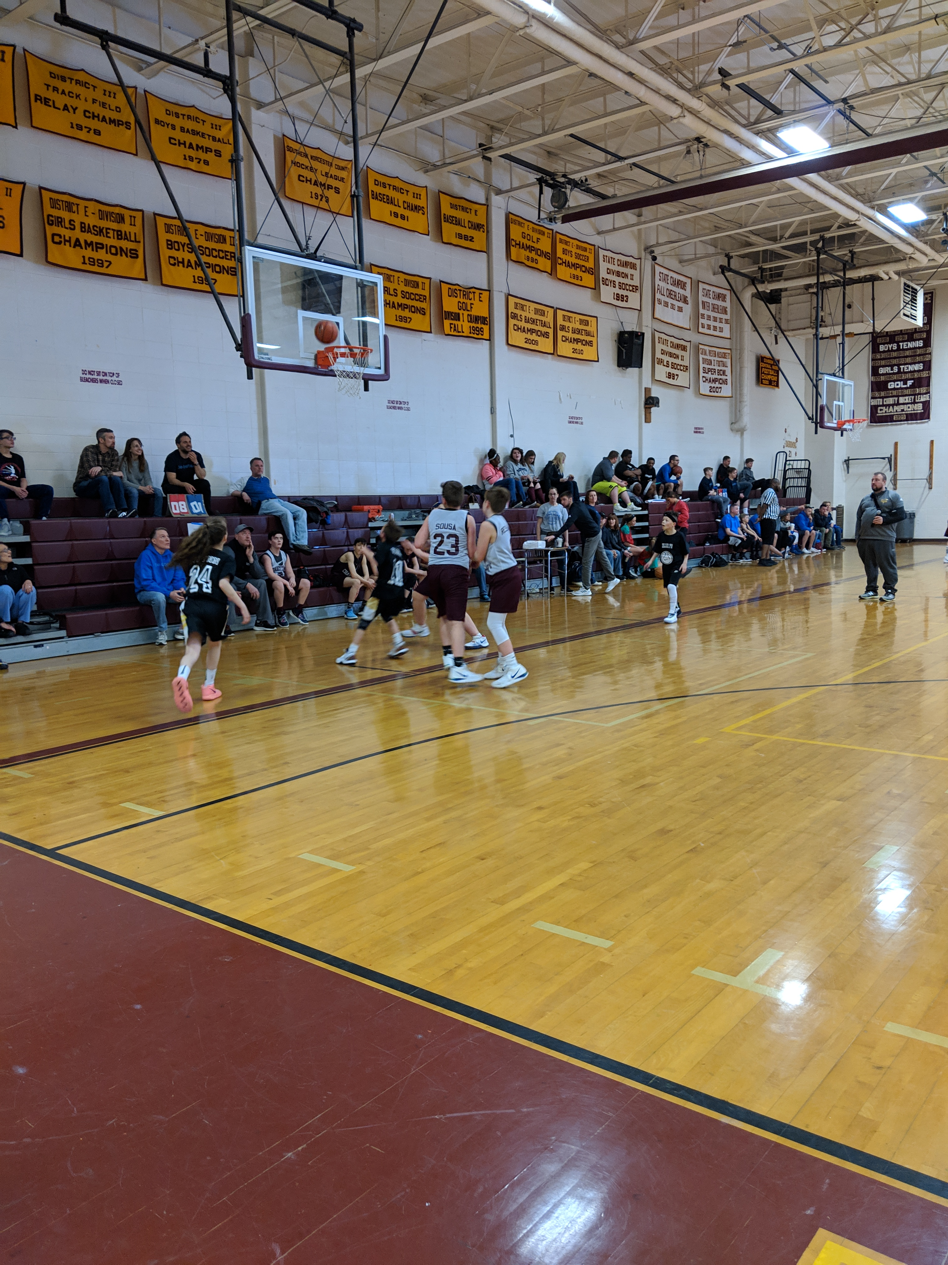 An image from the 2nd Annual 3 on 3 Basketball Tournament 2019 gallery
