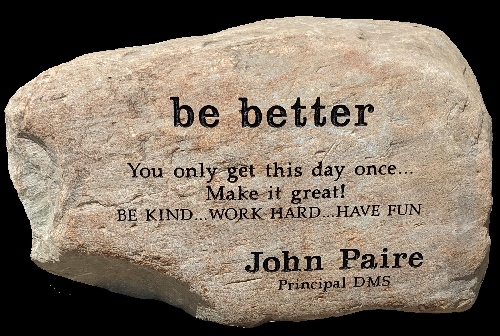be better Rock